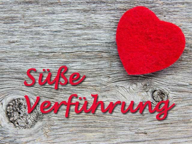 Süße Verführung In Der Valentinstag Woche (Affentaler Winzer EG)